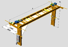 Gantry Cranes Design